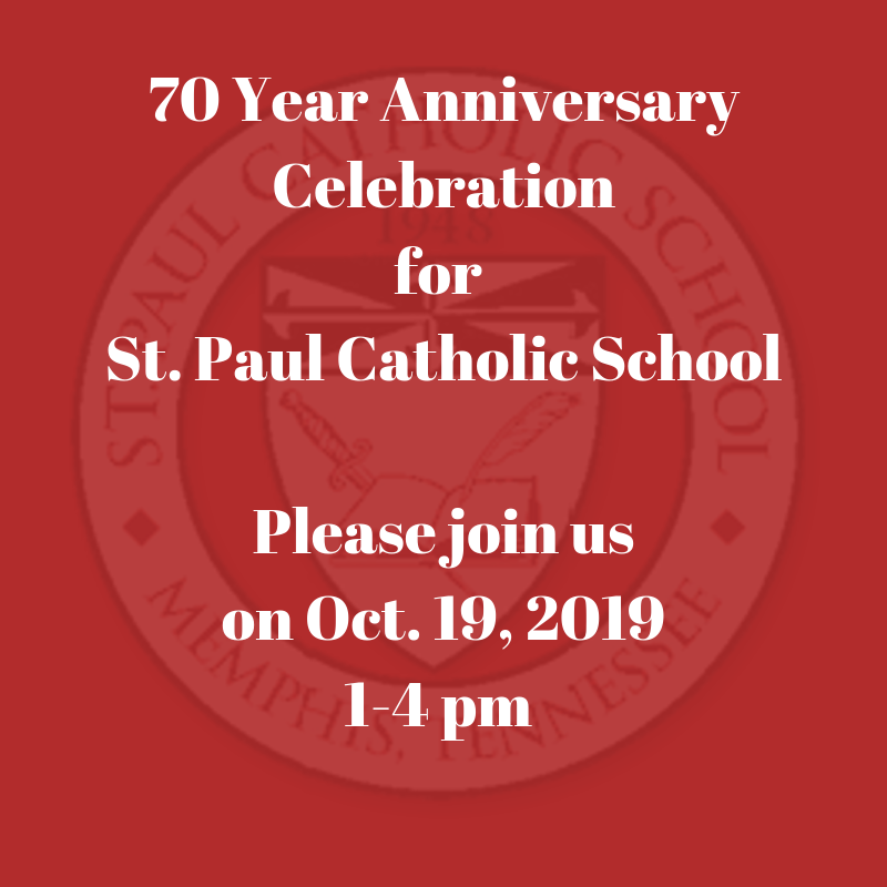 70th Anniversary Reunion Celebration